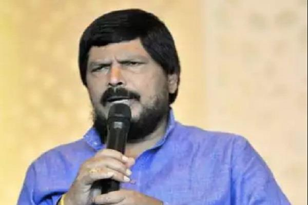 statement ramdas athawale sc st act will not be misused against upper castes