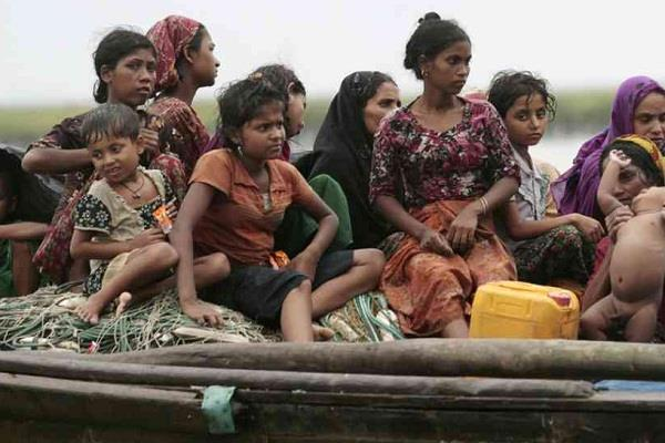 rohingyas return un condemns india s move