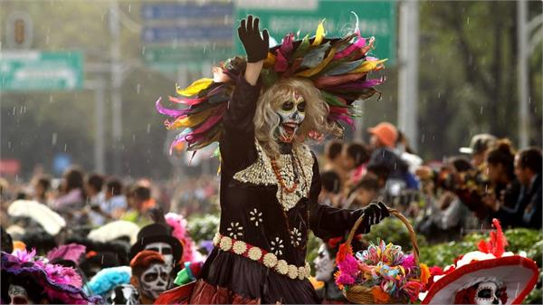 halloween festival celebrated on 31 october in the world