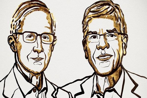 america s william nordhaus and paul romer to nobel in economics