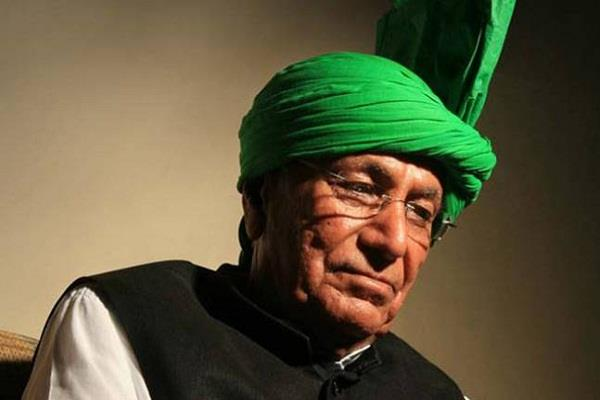 om prakash chautala came out of tihar jail