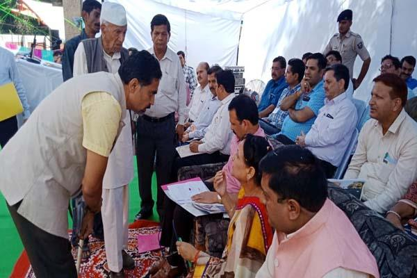 saveen chaudhary said janmanch direct conversation with government