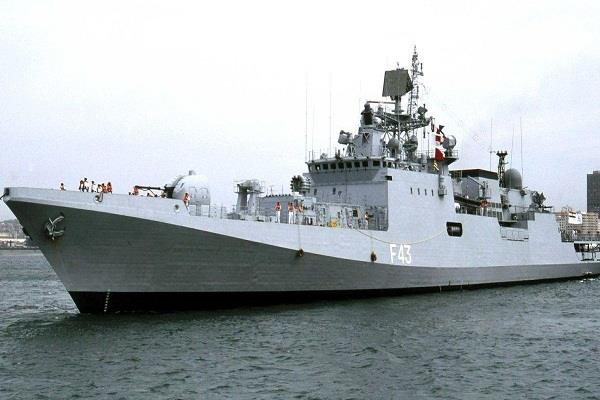 vladimir putin modi government sealed on purchase of warships