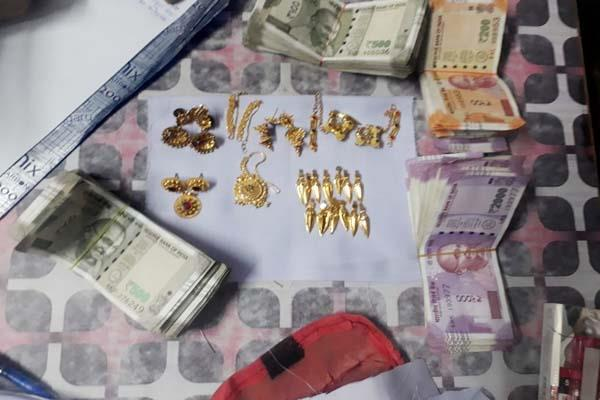 kullu house theft accused arrested