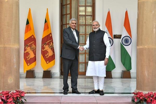 discussion on bilateral issues between modi vikramasinghe