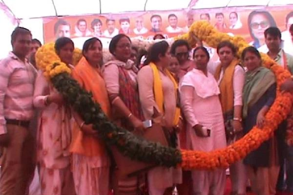 congress women s rights honor rally flopped
