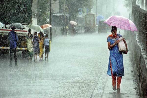 shimla some areas rain oddments