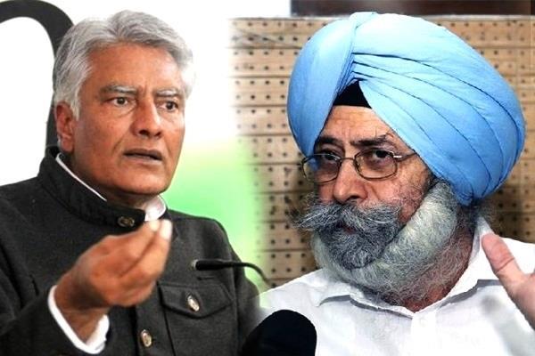 why did phoolka give resignation jan jakhar speak