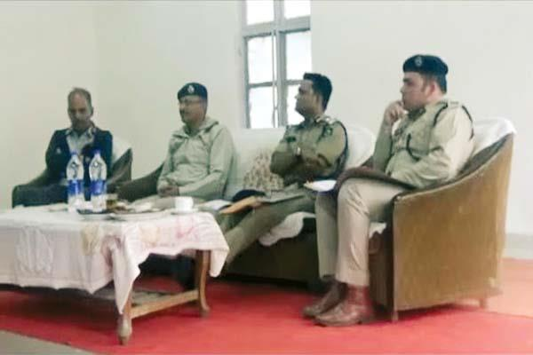 dcp north range meeting with hotel operator in dalhousie