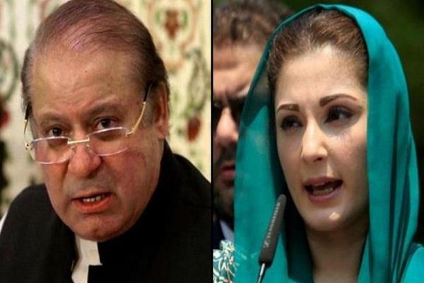 sharif daughter son in law demanded removal of ban on his foreign travel