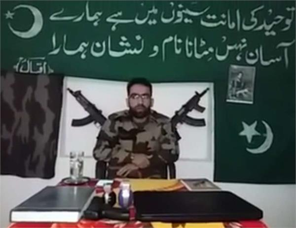 hizb threaten election candidates in kashmir