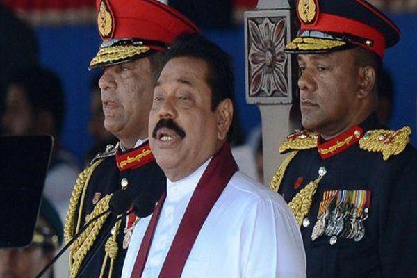 sri lanka former president mahinda rajapaksa becomes new prime minister