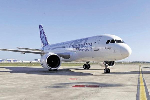airbus a320 neo aircraft in india across 100
