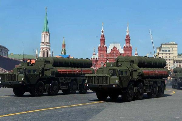 russia india will sign the s 400 air defense this week