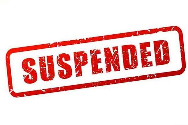 five teachers suspended