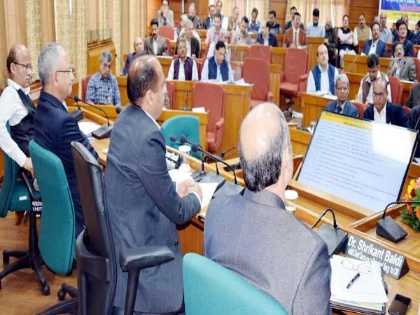 cm jairam said guarantees not to be taken up to one lakh kcc loans