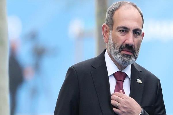 armenia pm resigns