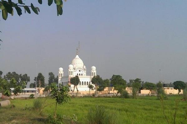 kartarpur sahib corridor to move in the right direction pakistan