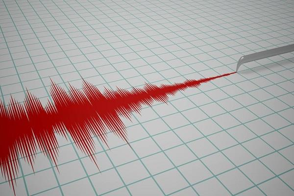 5 3 earthquake shocks in mizoram