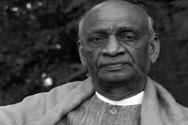 the nation will always be indebted to sardar patel