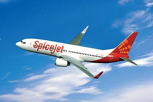 spicejet launches flight service from delhi to hong kong