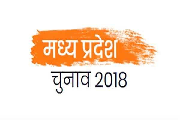 voting begins in madhya pradesh 3 seats in balaghat at 3 pm