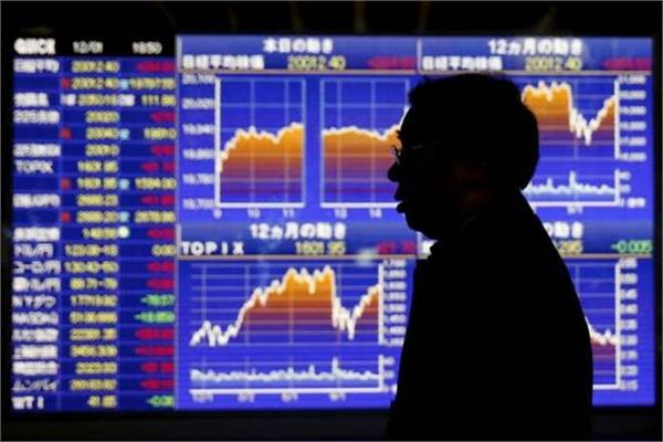 asian markets mixed dow closes 260 points higher