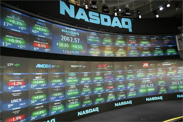 mixed business turnover in the us markets nasdaq weakened 40 points