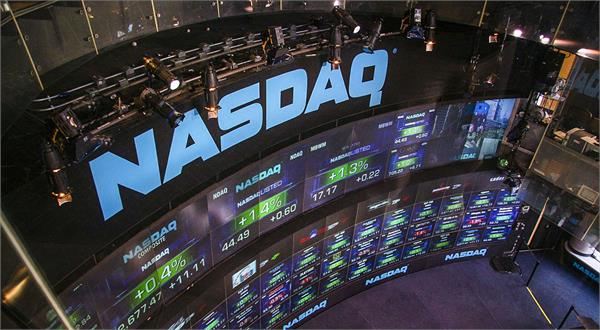 us market dao raises 0 5  nasdaq flat closure