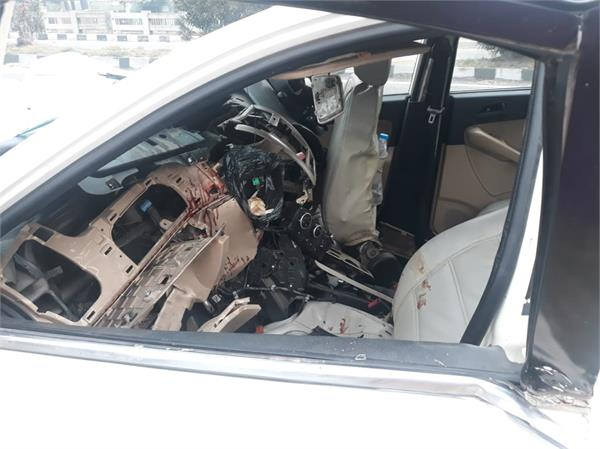 3 died in accident
