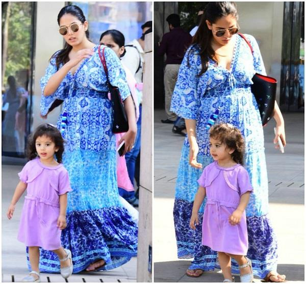 mira kapoor spotted with daughter misha kapoor