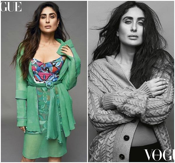 kareena kapoor photoshoot for vogue india magazine