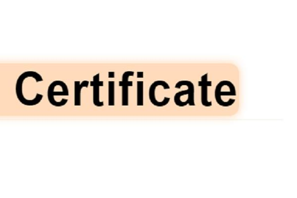 validation up to 8th gave 9th pass certificate