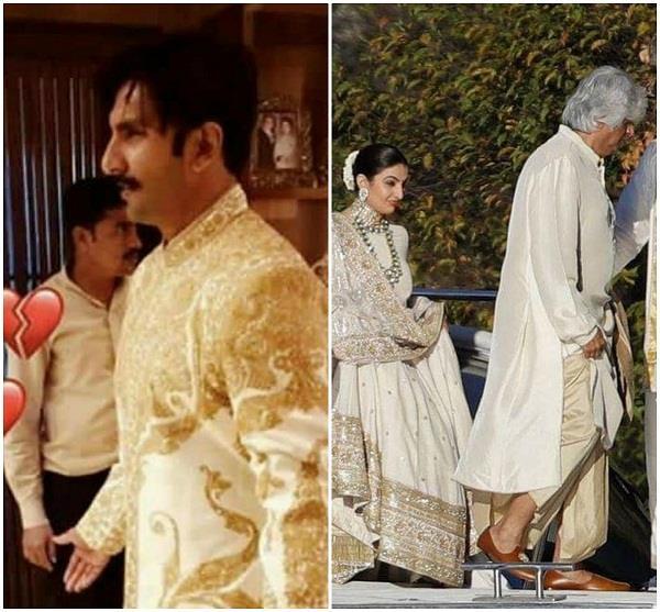 दुल्हे राजा रणवीर की सामने आईं फोटो, कैमरे में क्लिक हुआ सारा परिवार