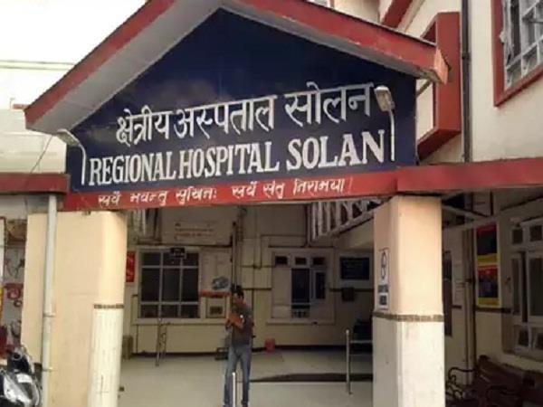 solan hospital raises risk of spreading diseases