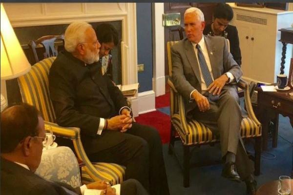 us deputy president will meet pm modi