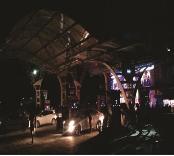 protest petrol pump dealers