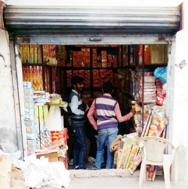 crackers shop