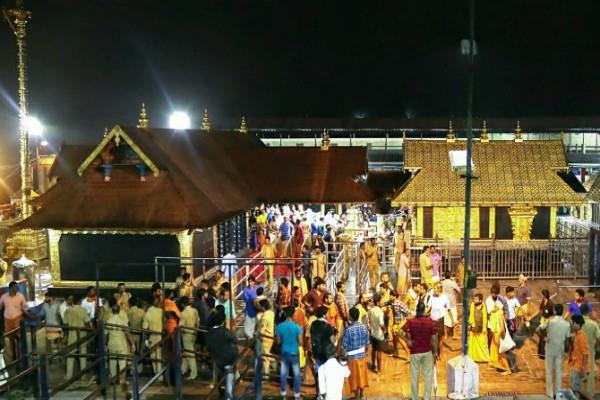 sabarimala temple will open today