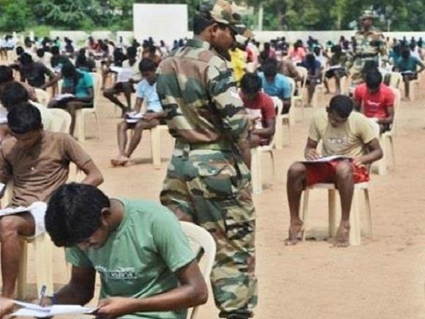 army recruited written exam from do not worry