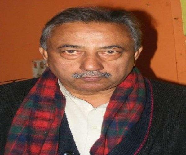 former uttar pradesh minister nawab kaukab hameed dies
