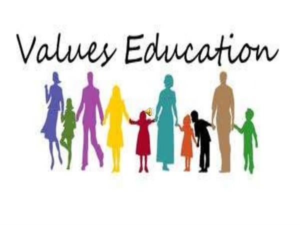 need to include values rites in education maurya