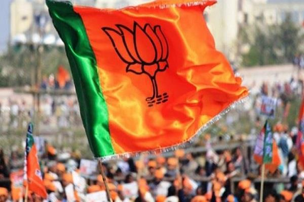 bjp leader killed before elections