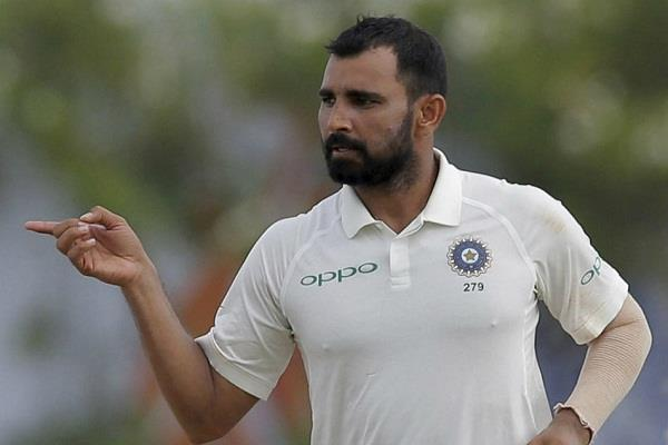 mohammed shami ignored bcci warning then gave this statement