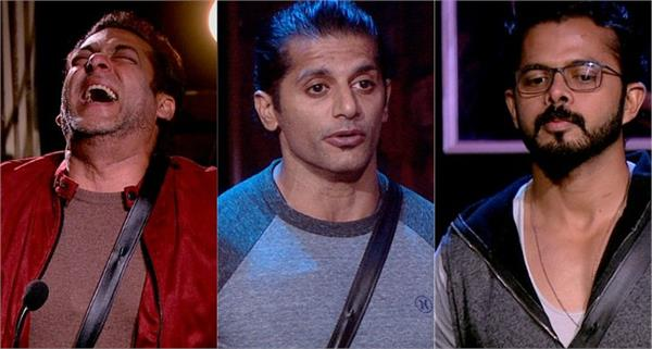 weekend ka vaar karanvir bohra and sreesanth face eachother in sultani akhada