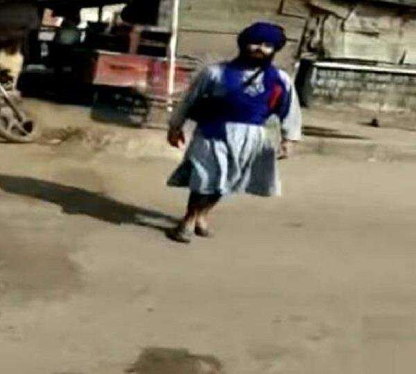 attack on nihang singh