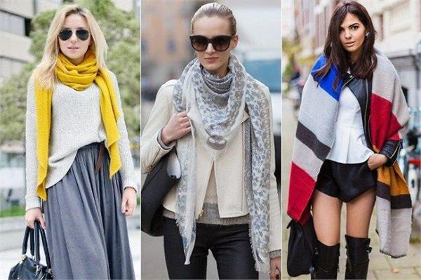 Winter Fashion! स्कार्फ कैरी करने के 7 डिफरैंट स्टाइल