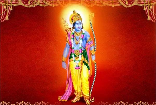 lord rama is the identity of india