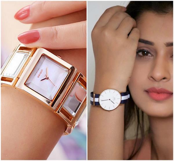 लड़कियां जरूर ट्राई करें Hand Watch के यूनिक डिजाइन्स