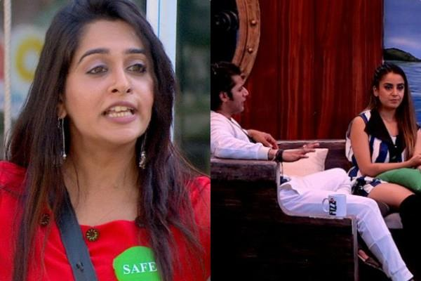 bigg boss 12 somi surbhi and sreesanth are in safe jone